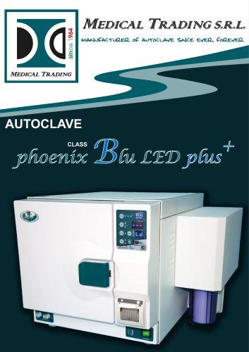 Depliant Phoenix Blu LED PLUS+ 18-24