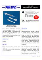 HSG Catheter Set-Word/Barthlin Catheter