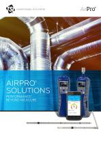 AirPro Solutions Performance Beyond Measure