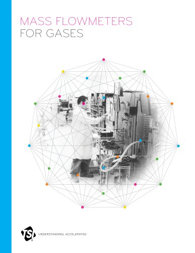 MASS FLOWMETERS FOR GASES