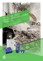 REal time dust monitor solutions from TSI