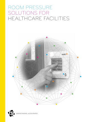 Room Pressure Solutions for Healthcare Facilities