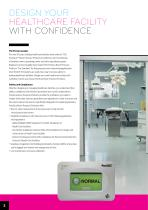 Room Pressure Solutions for Healthcare Facilities - 2