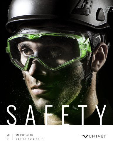 Univet Catalogo Safety EN