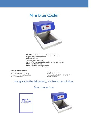 Cold Plate Mini