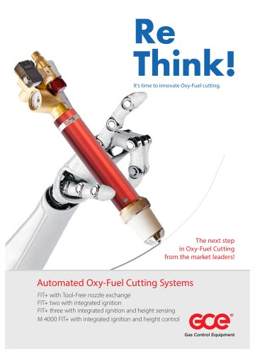 Automated Oxy-Fuel Cutting Systems