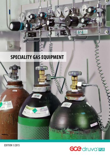 speciality gas equipment