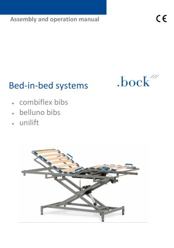 Bed-in-bed systems