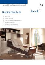Nursing care beds
