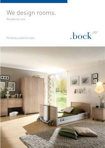 Residential care catalogue