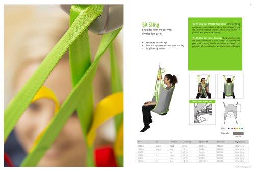 Sit sling