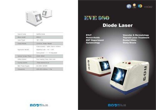 EVE 980 (Diode Laser)