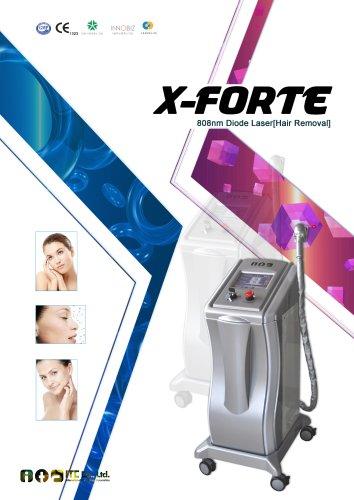 X-FORTE (Diode Laser)
