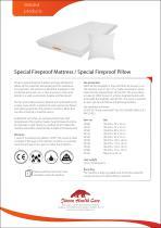 Fireproof Mattress and Pillow - 1