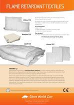 Flame-retardant textiles - 1
