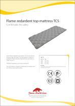 Flame Retardant Top Mattress TCS - 1