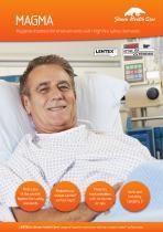 Magma - Hygiene Mattress with Lentex® - 1