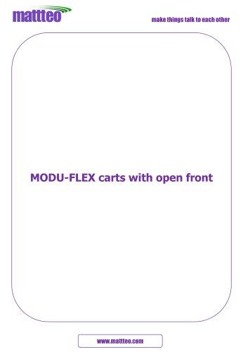 MODU-FLEX with Open Front