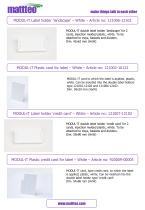 MODUL-iT ABS modules 60x40 - 10