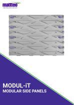 MODULAR SIDE PANELS - 1