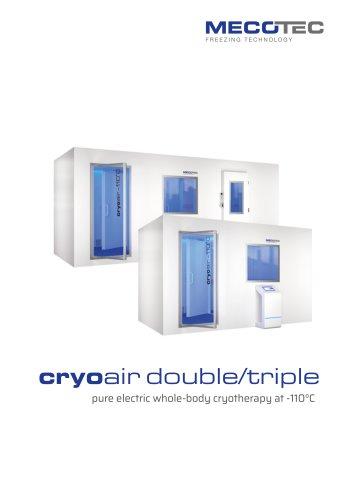 cryoair multi -110°C