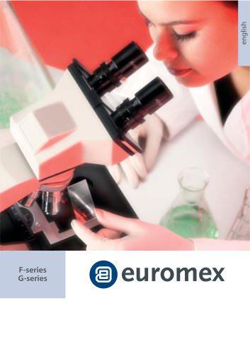 Euromex brochure FG series