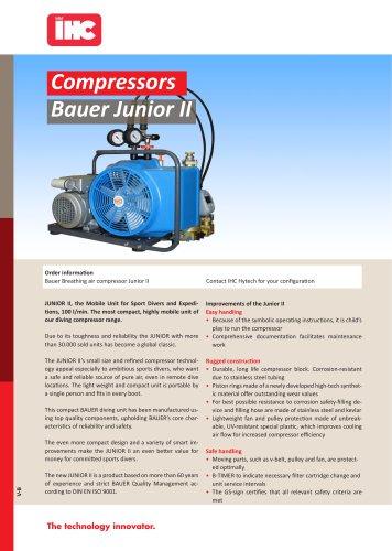 Bauer Junior II