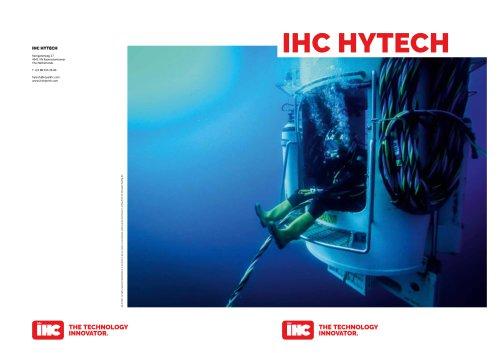 Overview IHC Hytech B.V.