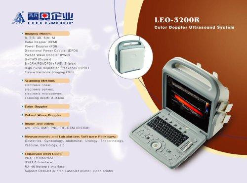 LEO-3200 Color Doppler Ultrasound system