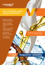 VWR® for Stirring, Mixing, Shaking And Blending