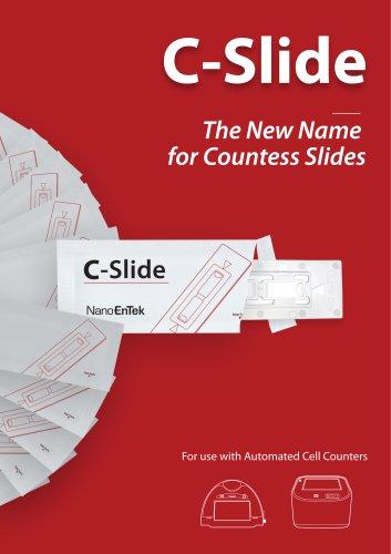 C-Slide brochure