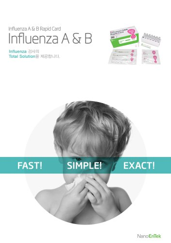 Influenza A_B Test Brochure