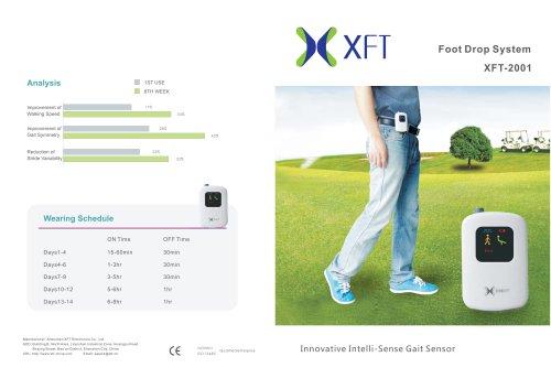 XFT-2001C Foot Drop System