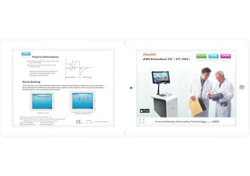 XFT-2003 EMG Triggered Functional Electrical Stimulator