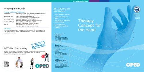 Brochure Hand Range