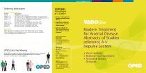 Brochure VADO®plex Arterial Disease