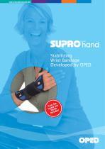 Flyer SUPRO®hand