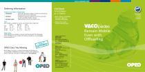 VACOpedes Brochure