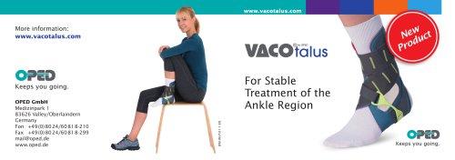 VACOtalus Brochure