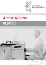 APPLICATIONS FLS1000 - 1