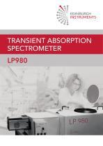 LP980 Spectrometer Brochure - 1