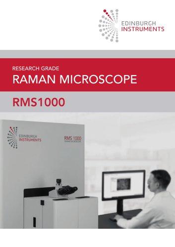 RESEARCH GRADE RAMAN MICROSCOPE