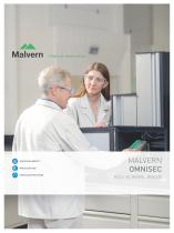 Malvern OMNISEC - A new standard in GPC/SEC