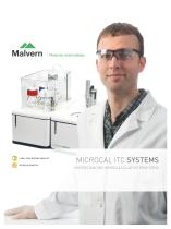 MicroCal ITC range