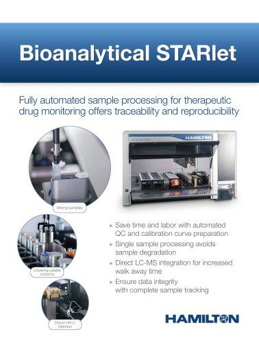 Bioanalytical STARlet