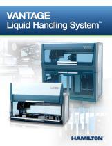 VANTAGE Liquid Handling System