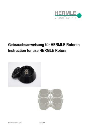 Hermle Rotors