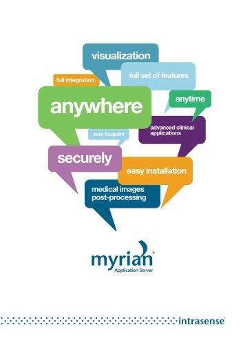 myrian Application server