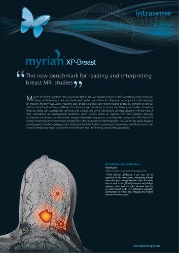 Myrian XP-Breast