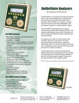Defibrillator Analyzers BC Biomedical DA-2006 Series